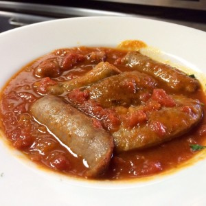 Side of Sausages