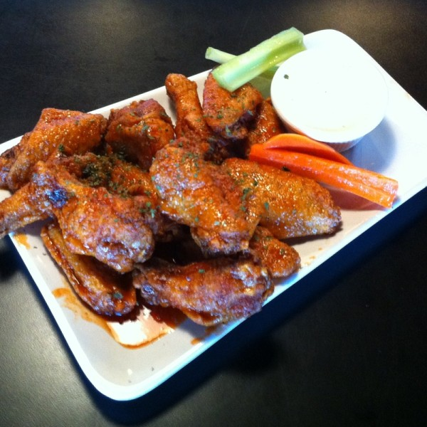 Wings (Bone-in or Boneless)